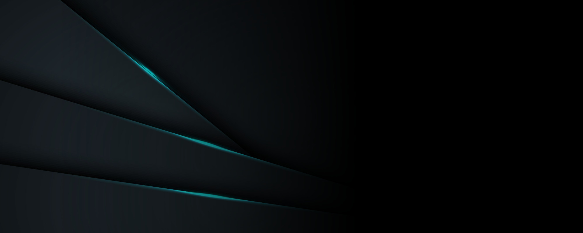 abstract-black-background-with-shining-blue-diagonal-layers